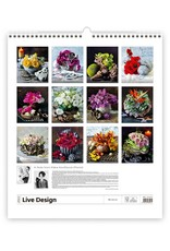 Helma Levendig Design 2022 Kalpa Wandkalender