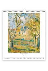 Helma Impressionism 2022 Kalpa Wandkalender