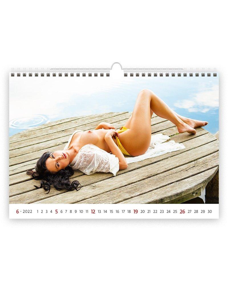 Erotiek C163-22 Kalpa Calendar 2022 Flirt Calendar