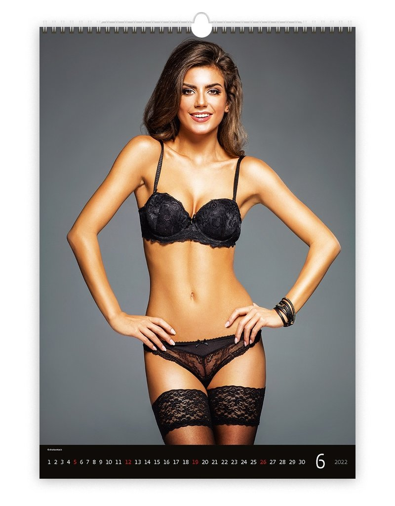Erotiek Kalpa Calendar Hot girls 2022