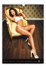 Erotiek C161-22 Kalpa Calendar Hot girls 2022