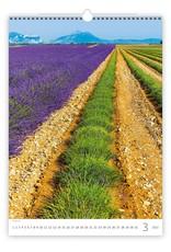 Helma C142-22 Calendar 2022 31.5 x 45 cm Provence