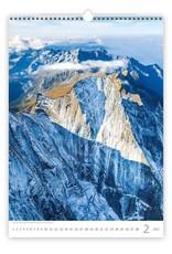 Helma Wall Calendar 2022 Mountains 2022