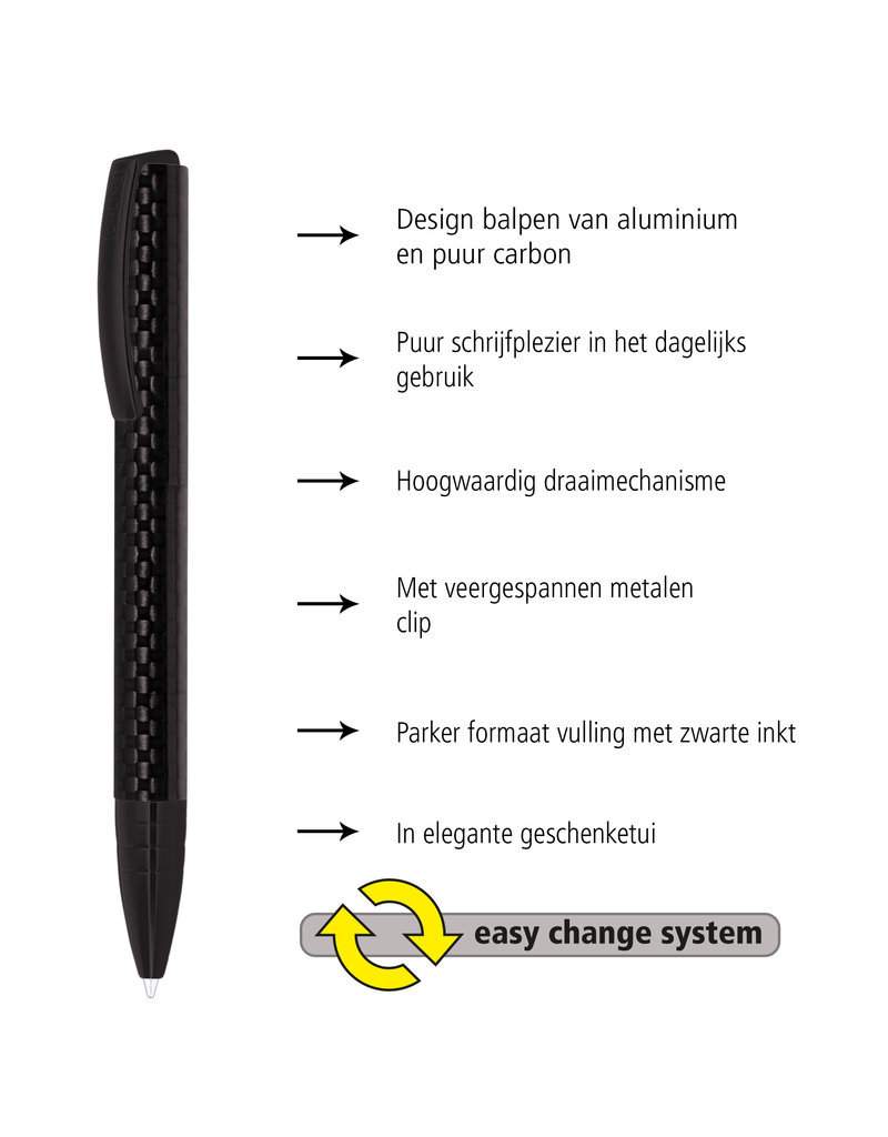 ONLINE Schreibgeräte Balpen Vision Carbon