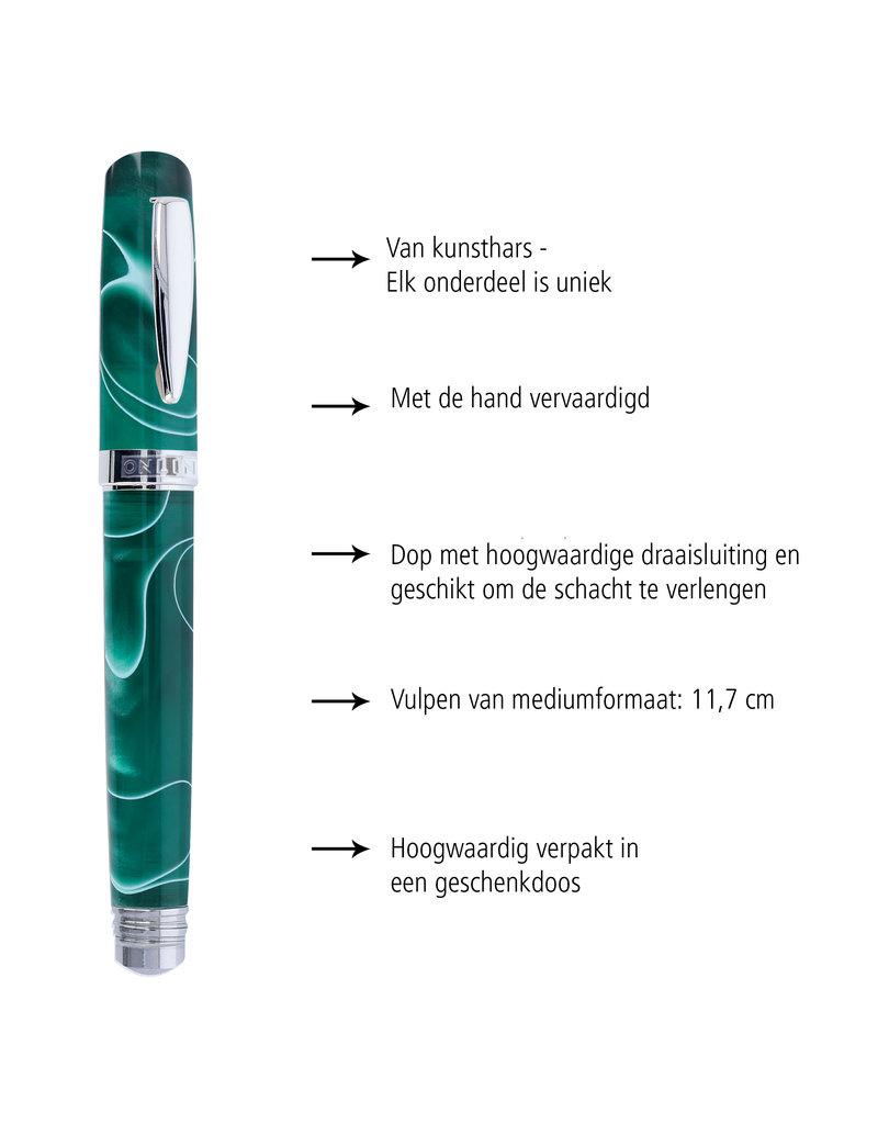 ONLINE Schreibgeräte Fountain pen Green