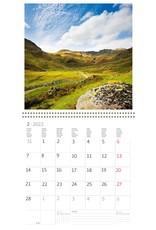 Helma Kalpa calendar 30 x 30 cm National Parks