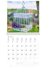 Helma Kalpa calendar 30 x 30 cm Provence