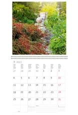 Helma Kalpa kalender 30 x 30 cm Tuinen