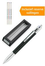 ONLINE Schreibgeräte 4 kleurenpen carbon design