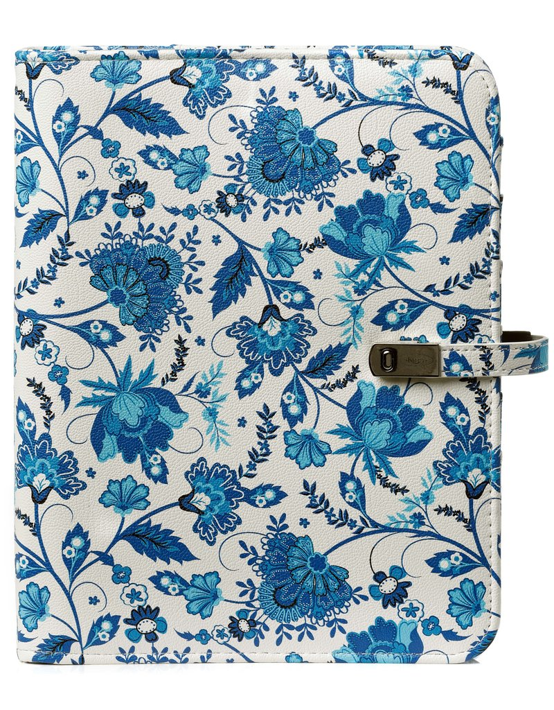 Kalpa A5 organiser Delfts Blue