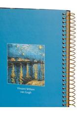 Kalpa Van Gogh Notitieboek spiraal Haven