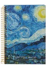 Kalpa Van Gogh Notebook spiral Village