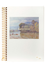 Kalpa Kalpa Notitieboek spiraal Impressionisten Rivier