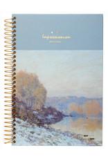 Kalpa Kalpa Notebook spiral Impressionism River Lake