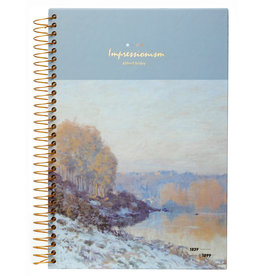 Kalpa D5347-2 Notebook spiral Impressionism Lake