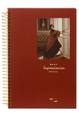 Kalpa Kalpa Notitieboek spiraal Impressionisten Dame