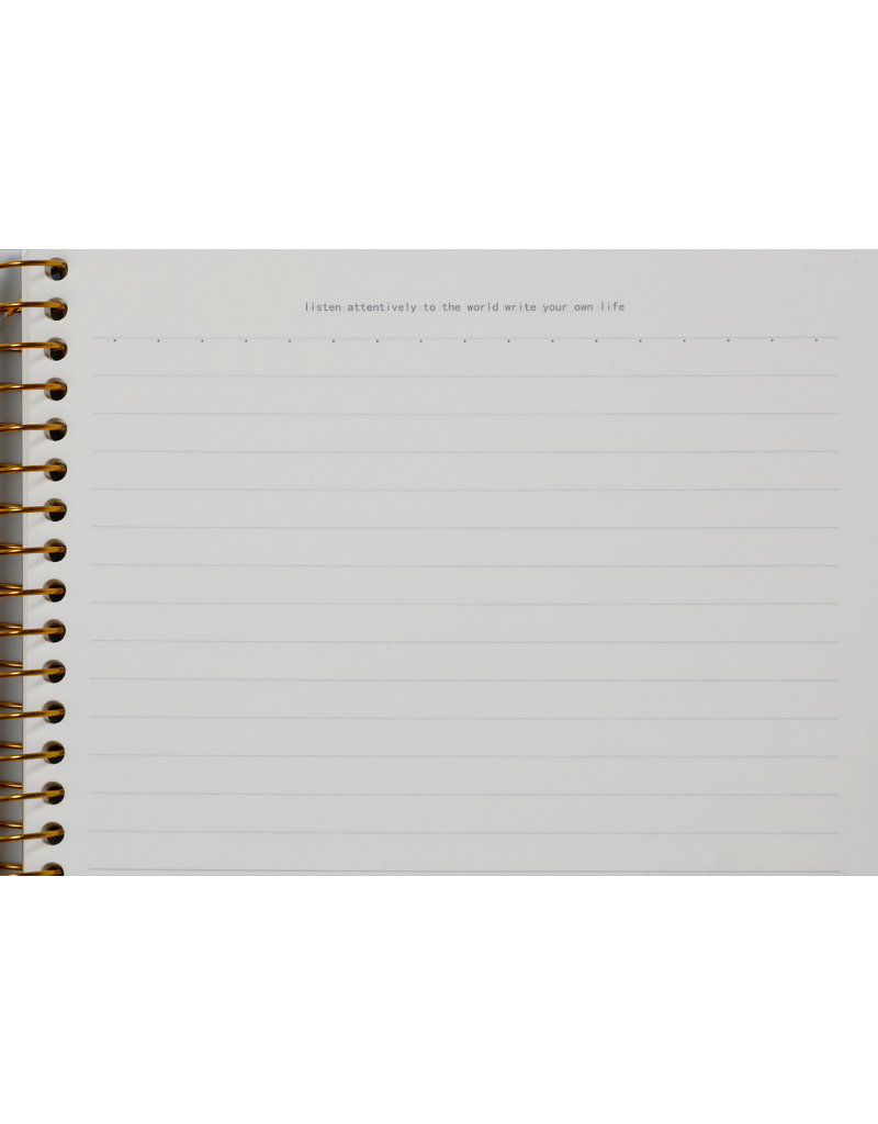 Kalpa Van Gogh Notebook spiral Blossom