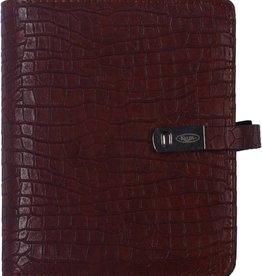 Kalpa 1311-42 Kalpa Pocket organizer croco brown