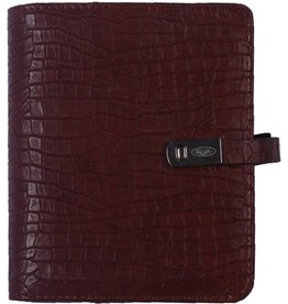 Kalpa 1311-42 Pocket (junior) organizer croco bruin
