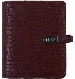 Kalpa 1311-42 Pocket organiser croco brown