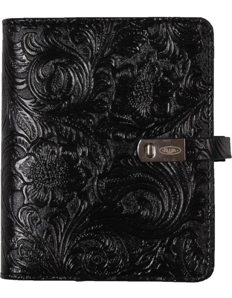 Kalpa Pocket organiser flower garden black
