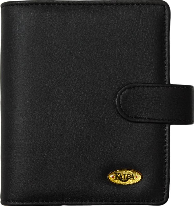Kalpa 1311-81 Kalpa pocket organiser grain black + free agenda