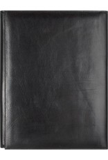 Kalpa Geneva writing case classic black - leather