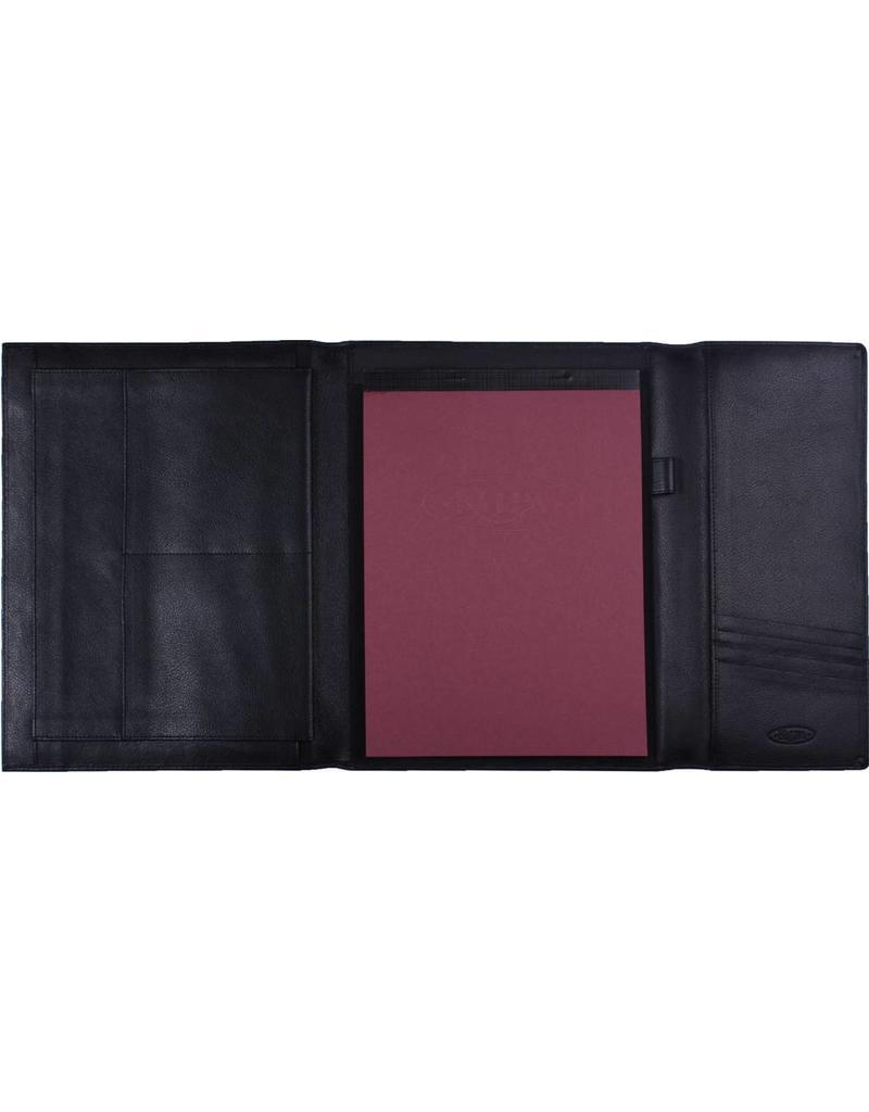 Kalpa Geneva writing case chennai black - leather