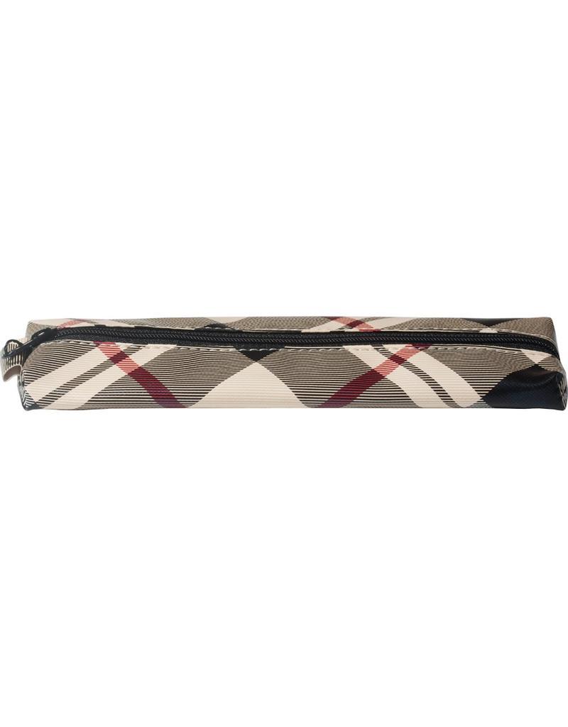 Kalpa Kalpa Bodensee pencase with zip checkprint