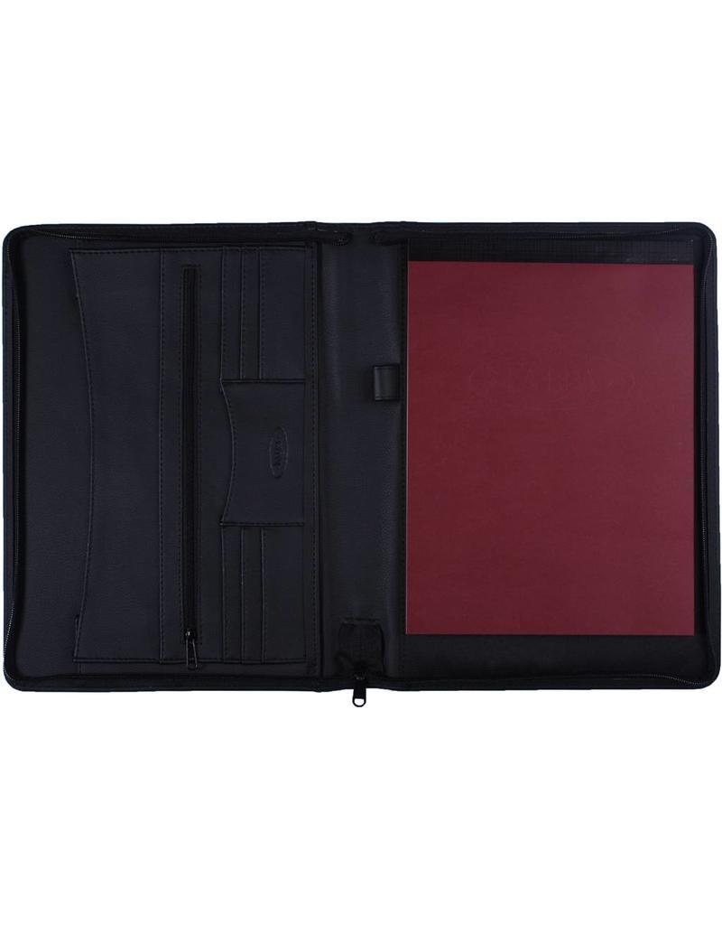 Kalpa Alpstein writing case with zip nerf black