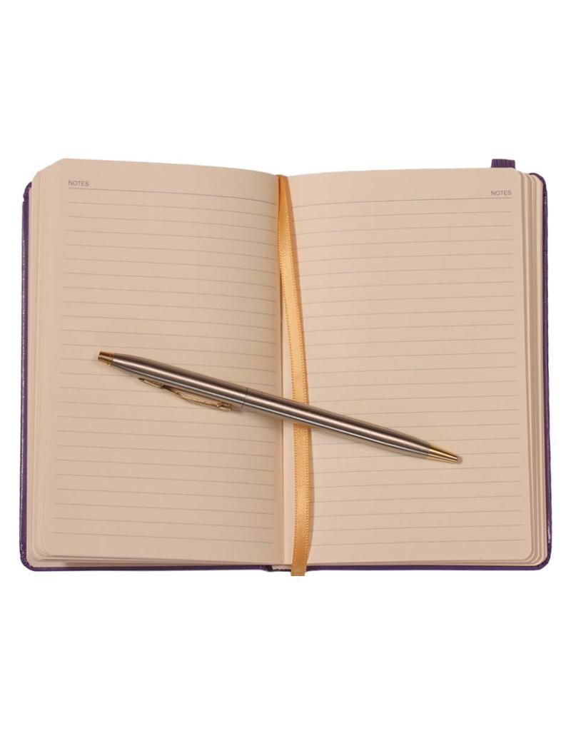 Kalpa 10 x 14 Blocco notitieboek Purple