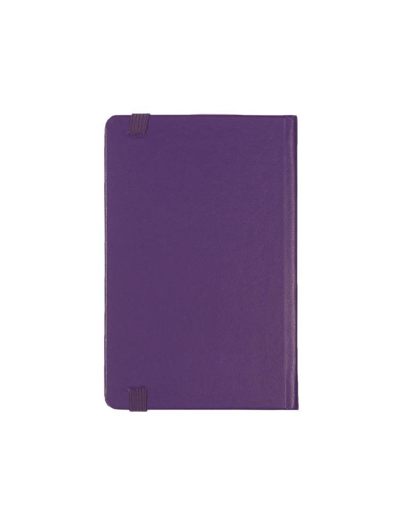 Kalpa BB464-9 10 x 14 Blocco notitieboek Purple