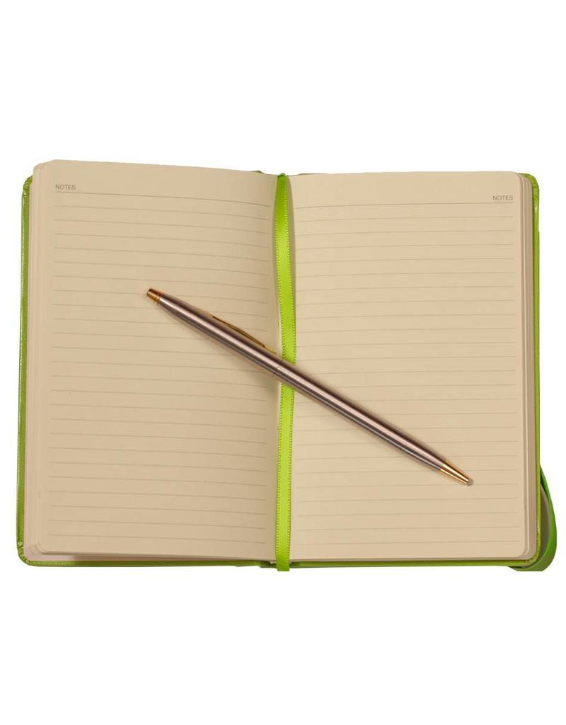 Kalpa 10 x 14 Blocco notitieboek Green