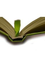 Kalpa BB464-7 10 x 14 Blocco notitieboek Green