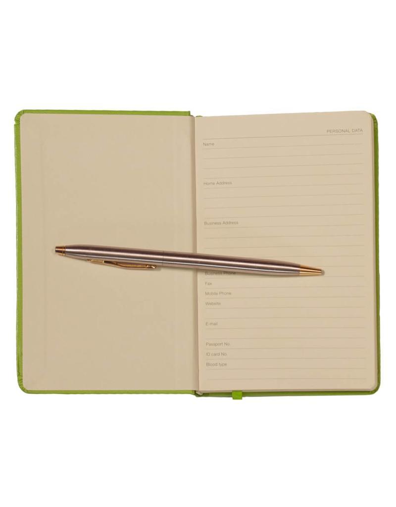 Kalpa 10 x 14 Blocco notitieboek groen