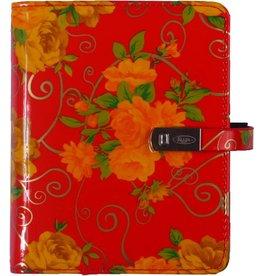 Kalpa 1311-46 Pocket (junior) organizer romantic flower