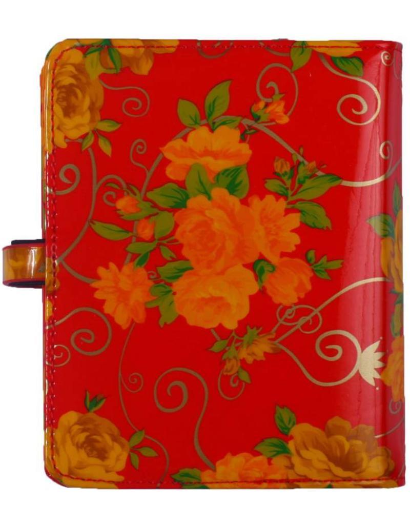 Kalpa Pocket (junior) organizer romantic flower