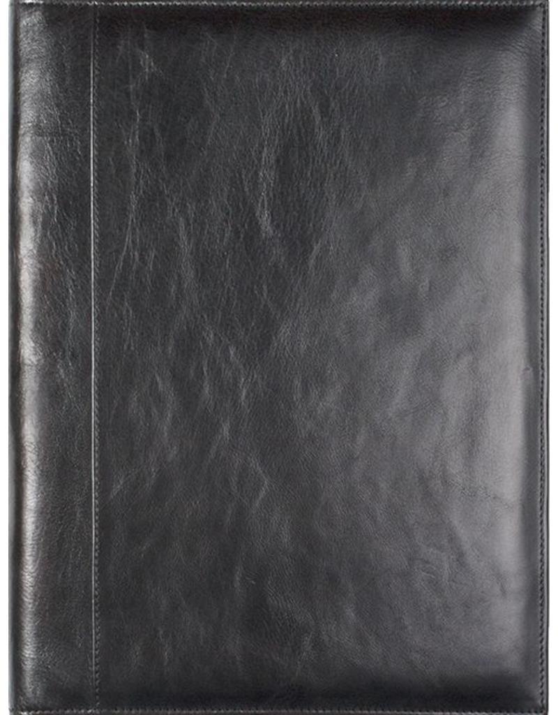 Kalpa Zurich writing case classic black - leather