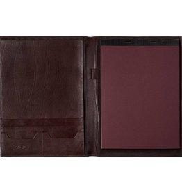 Kalpa 2200-O Zurich writing case analine wine - leather