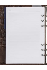 Kalpa A5 notepaper for A5 organiser