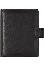 Kalpa 1311-Ze Kalpa pocket organiser Estol black - leather + free agenda