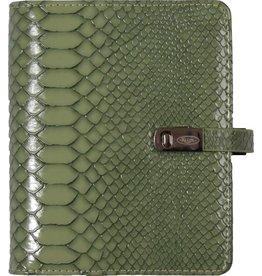 Kalpa 1311-43 Pocket organiser croco green