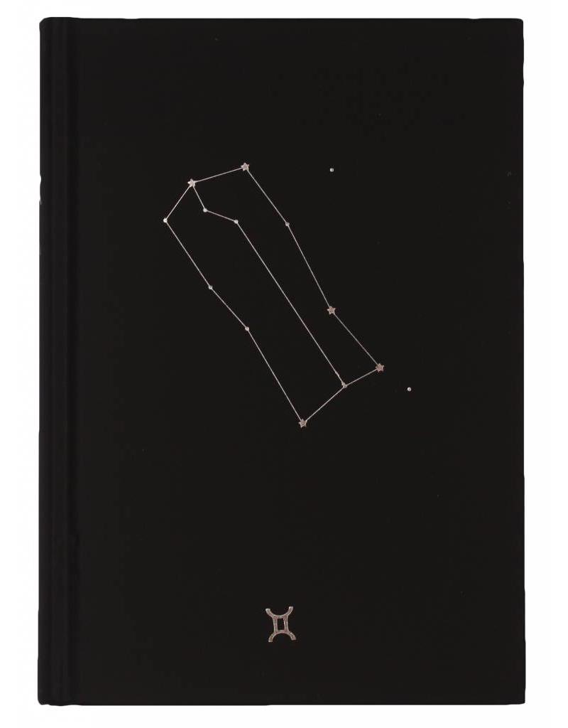 Dreamnotes Notebook Zodiac sign Twins 22nd May until 21st June
