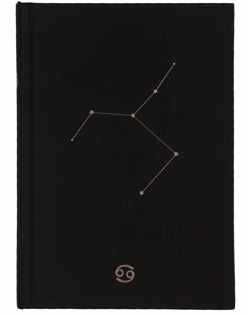 Dreamnotes Notitieboek sterrenbeeld: Kreeft - 22 juni t/m 23 juli