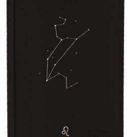 Dreamnotes D6053-05 Dreamnotes notitieboek sterrenbeeld: leeuw 19 x 13,5 cm