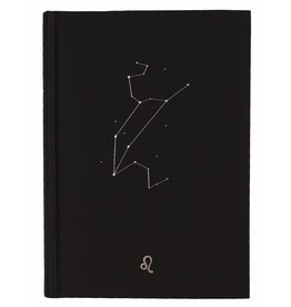 Dreamnotes D6053-05 Notebook Zodiac sign Lion 24th July until 23rd August