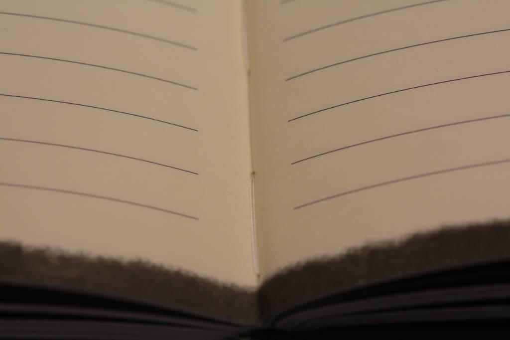 Dreamnotes Dreamnotes notitieboek sterrenbeeld: weegschaal 19 x 13,5 cm