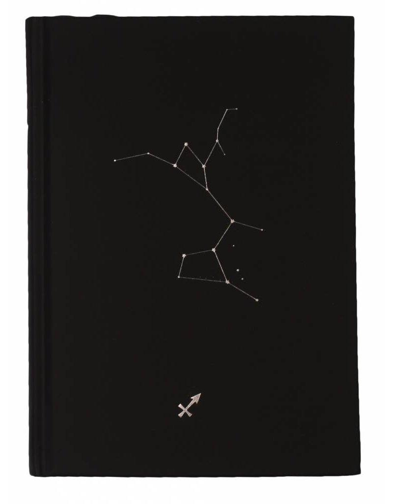Dreamnotes  Notebook Zodiac sign Centaur Archer 23rd November until 22nd December