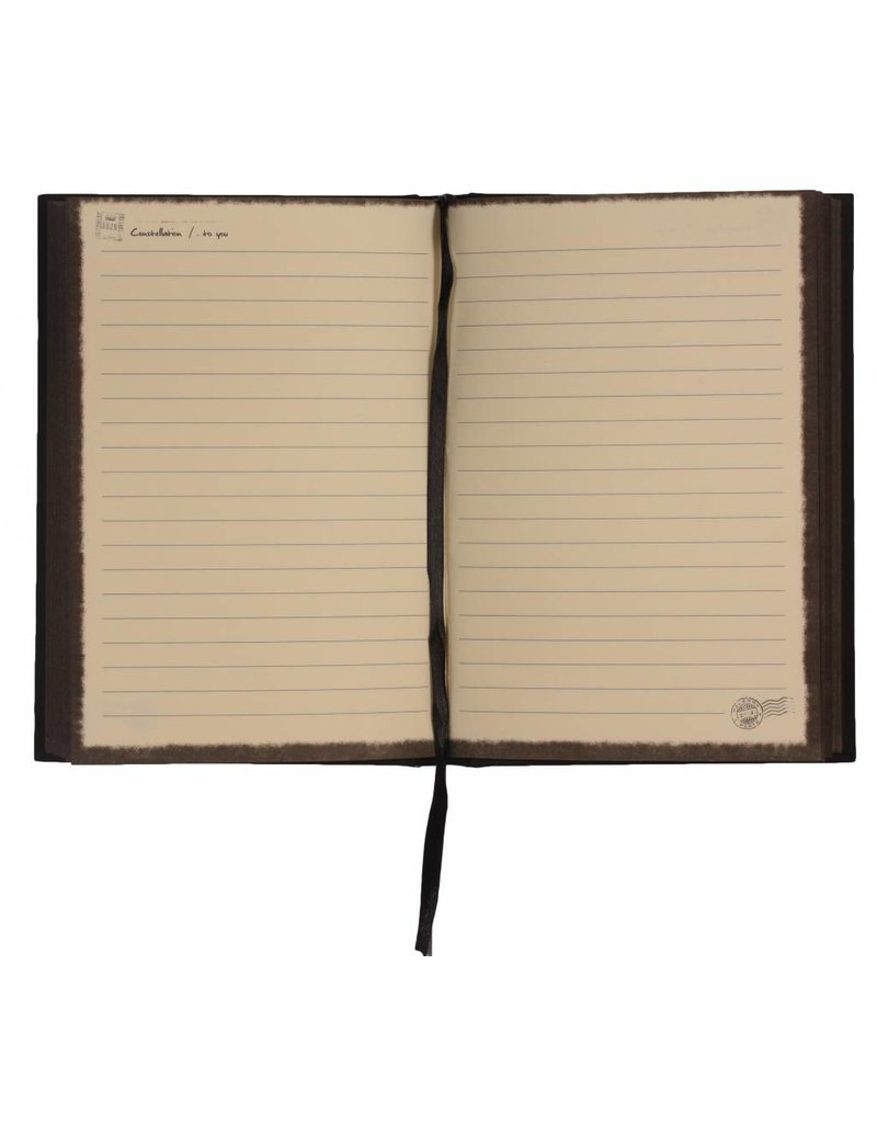 Dreamnotes Notitieboek sterrenbeeld: Steenbok - 22 december t/m 20 januari
