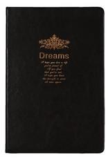 Dreamnotes 5 cm. zwart
